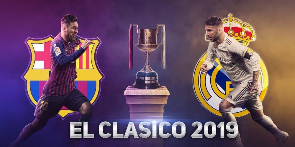 El Clasico 2019 Barcelona And Real Madrid Agree For 18 December 2019