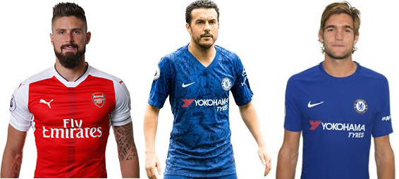 3 Players of Chelsea who could leave their club in January