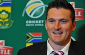 Graeme Smith appointed CSA acting director of Cricket