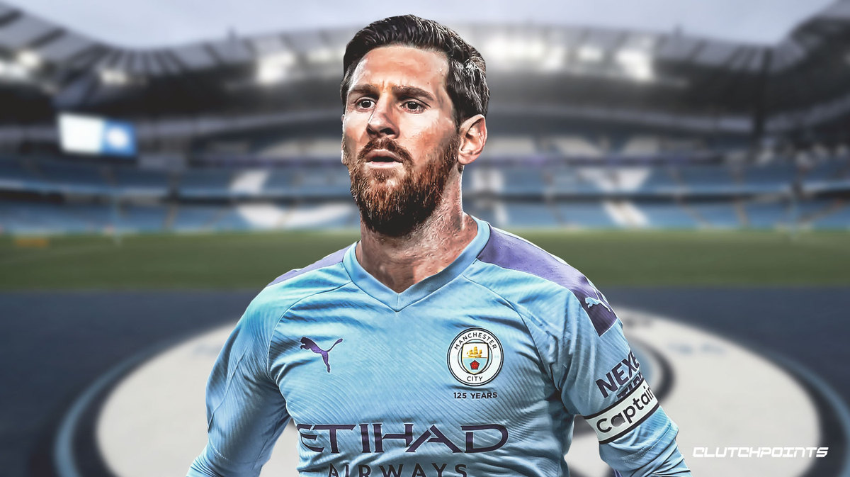 Lionel Messi To Manchester City Transfer Could Reportedly Include NYCFC Clause Barcelona Not Giving Up Sports Monks
